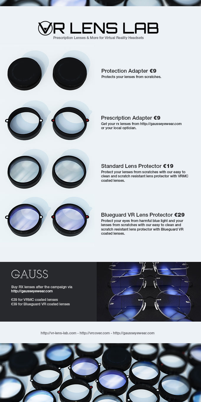VR Lens Lab Launch: Prescription Lenses for Gear VR — Oculus