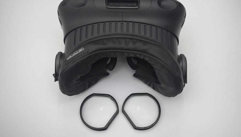 Prescription Eyewear Virtual Reality